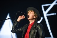 "Watch Beck Play ""Sexx Laws"" & ""Where It's At"" With The Preservation Hall Jazz Band"