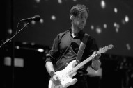 Radiohead's Ed O'Brien Is Getting A Signature Stratocaster