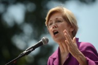 Elizabeth Warren Concerned About Kid Rock's Potential Senate Run