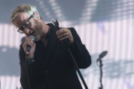 "Watch The National Debut New Song ""Born To Beg"" In Hudson"