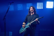 "Watch Foo Fighters Debut New Song ""Arrows"" In Greece"