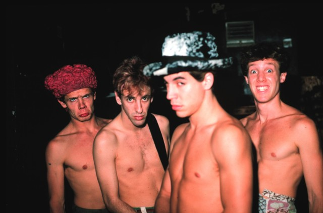 Red Hot Chili Peppers (1987)
