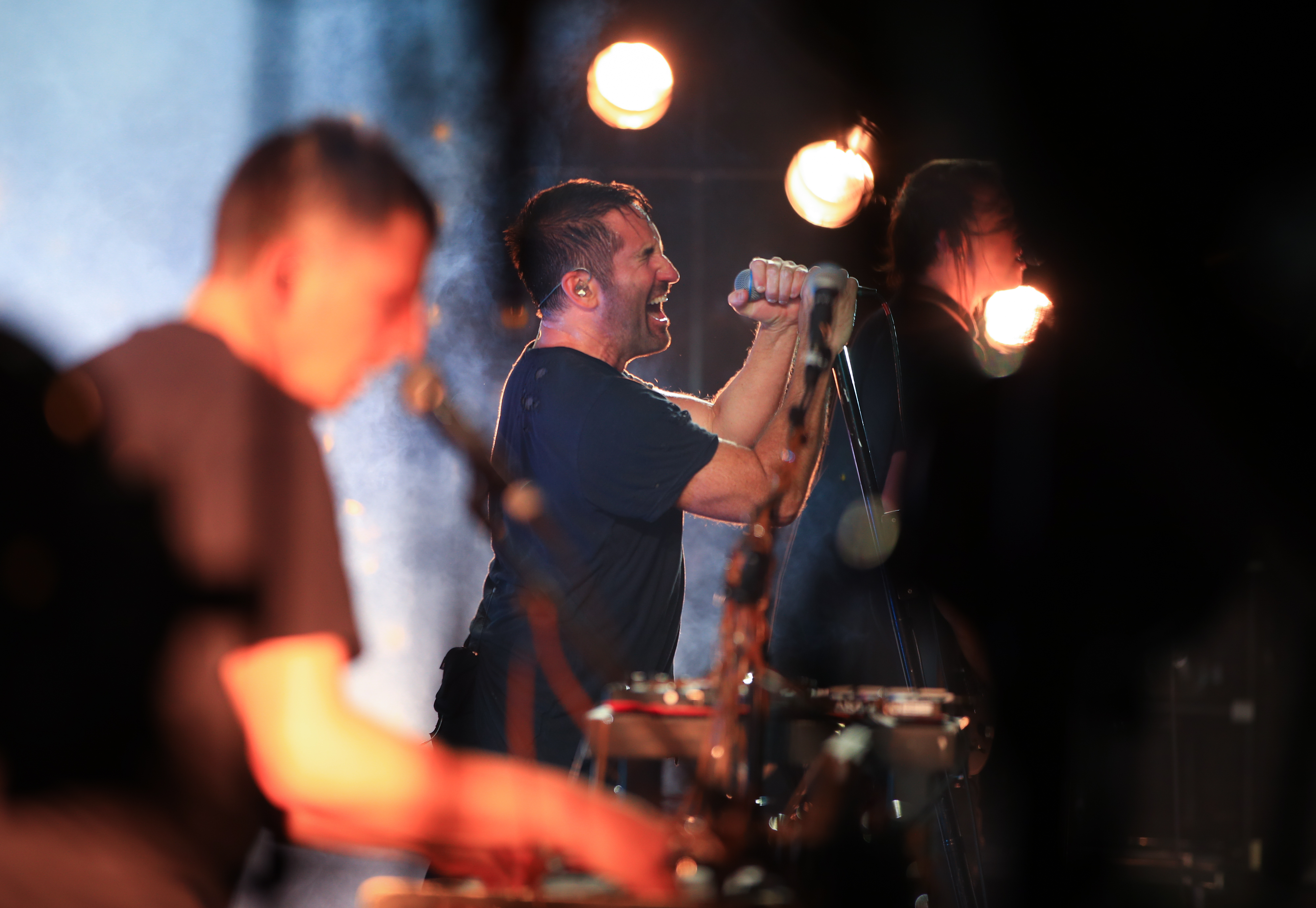 Trent Reznor Explains What Sucks About Nine Inch Nails? Festival Set Times
