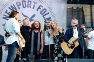 Watch John Prine Perform With Justin Vernon, Roger Waters, Jim James, & Margo Price At Newport Folk Festival