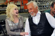 Kenny Rogers Announces Farewell Show Featuring Dolly Parton, Flaming Lips, Alison Krauss, & More
