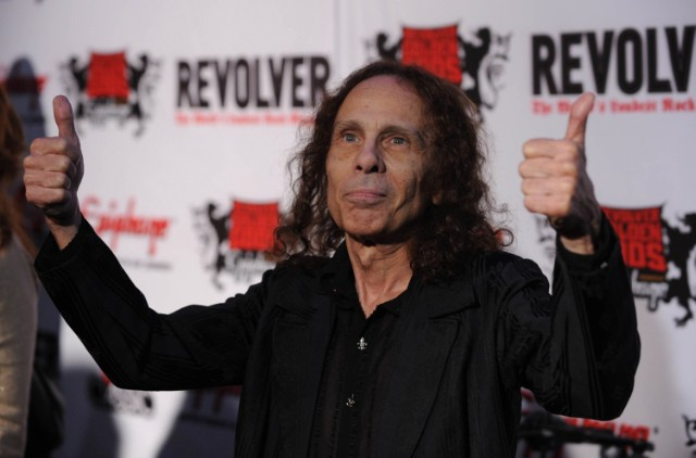 Ronnie James Dio Hologram Set For World Tour