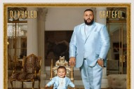 You And Your Baby Can Buy The Matching Suits DJ Khaled And Asahd Wear On The <em>Grateful</em> Cover