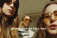 Stream Haim <em>Something To Tell You</em>