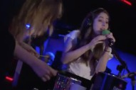 "Watch HAIM Cover Selena Gomez's ""Bad Liar"""