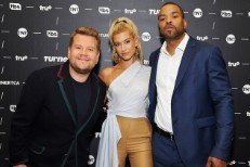 James-Corden-hosts-Hailey-Baldwin-and-Method-Man-drop-the-mic-billboard-1548-1501523806