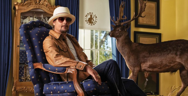 Kid Rock Leading In New Michigan Senate Poll