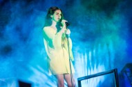 "Lana Del Rey Is Mad About ""Little Fuckers"" Downloading Her Leaked Album"