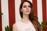 Lana Del Rey Is Ditching Her American Flag Visuals Because Of Trump
