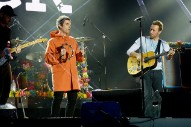 Liam Gallagher Apologizes To Chris Martin, Not Noel