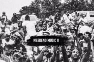 Stream Meek Mill&#8217;s Surprise Mixtape <em>Meekend Music II</em>