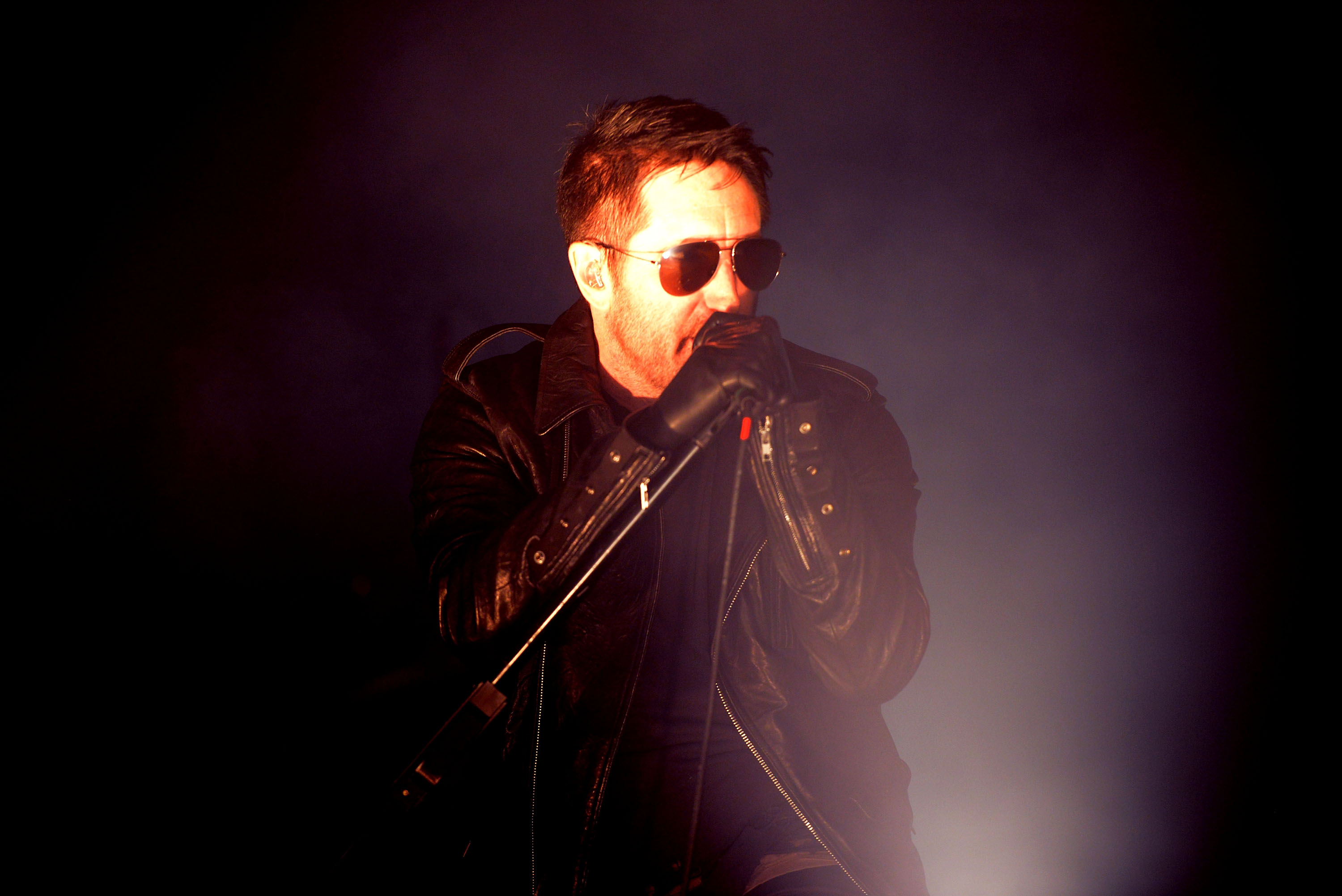 Nine Inch Nails Announce NYC Club Show Tonight - Stereogum