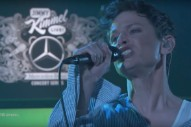 Watch Perfume Genius&#8217; Gorgeous Performance Of &#8220;Wreath&#8221; On <em>Kimmel</em>