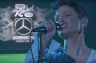Watch Perfume Genius&#8217; Gorgeous Performance Of &#8220;Wreath&#8221; On <em>Kimmel</em>