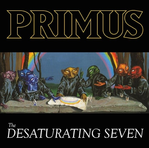 Primus - The Desaturating Seven