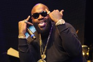 "Rick Ross Says He Hasn't Signed A Female Rapper Because He's ""Gotta Fuck A Couple Of Times"""