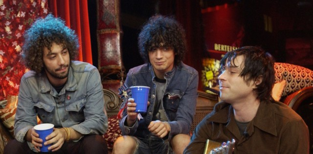 Ryan Adams and the Strokes