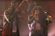 Watch SZA &#038; Travis Scott Perform &#8220;Love Galore&#8221; Together On <em>The Tonight Show</em>