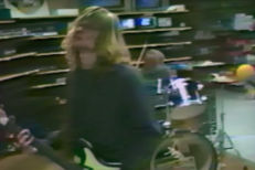 Watch The Unearthed Full Video Of Nirvana's 1988 Performance In An Aberdeen Radio Shack