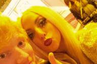 Lady Gaga Asks People To Stop Bullying Ed Sheeran