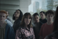 "Feist – ""Century"" Video (Feat. Jarvis Cocker)"