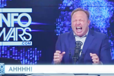 Unhinged Alex Jones Rant Turned Into Bon Iver Song