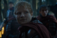 Watch Ed Sheeran Sing In <em>Game Of Thrones</em>&#8217; Season 7 Premiere
