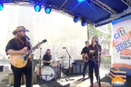 Watch Chris Stapleton Perform For The <em>Today</em> Summer Concert Series