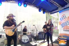 Chris Stapleton on Today Summer Concert Series video