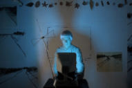 "Lee Ranaldo – ""New Thing"" (Feat. Sharon Van Etten) Video"