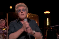 Watch The Who Play 2 Songs On <em>Fallon</em>