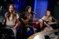 "Watch Haim Cover Shania Twain's ""That Don't Impress Me Much"""