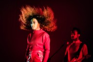 Solange Closes Out Pitchfork Festival With A Dazzling, Moving Vision Of A Set