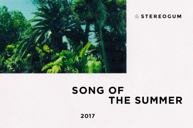 Song Of The Summer