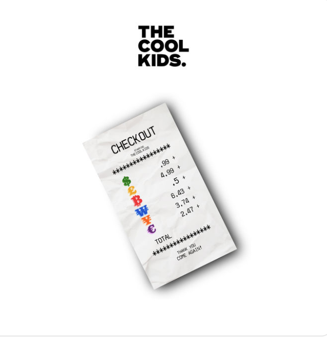 The Cool Kids - Checkout
