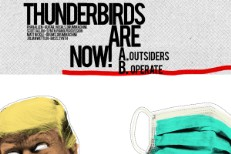 Thunderbirds Are Now! Release First New Music In 10 Years