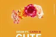 """D.R.A.M. – """"Cute (Remix)"""" (Feat. Cardi B)"""