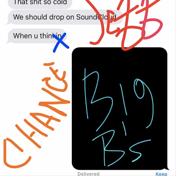Chance The Rapper & Young Thug -