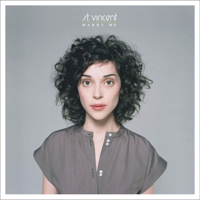 Marry Me - St. Vincent