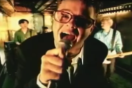 """""""Flagpole Sitta"""" At 20: A Conversation With Harvey Danger's Sean Nelson"""