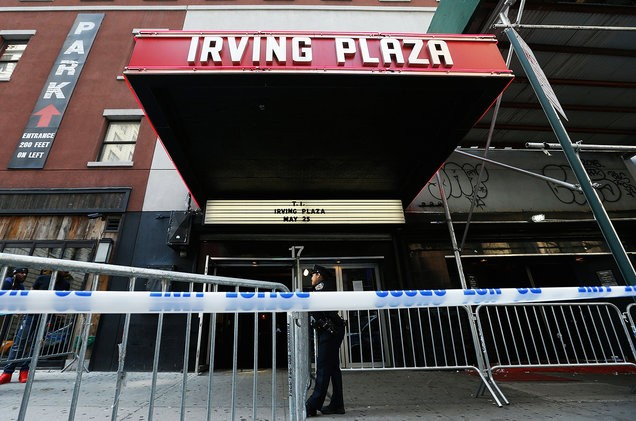 Podcast Host Taxstone Indicted For Murder In 2016 Irving Plaza Shooting