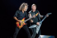 James Hetfield Disses Kirk Hammett Again For Not Contributing Ideas To Metallica's Latest Album