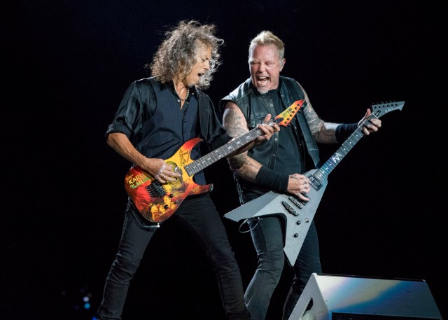 James Hetfield Disses Kirk Hammett Again For Not