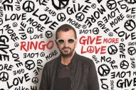 "Ringo Starr – ""Give More Love"""