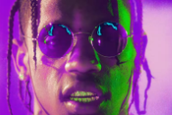 "Travis Scott – ""Butterfly Effect"" Video"