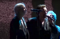 "Watch Patti Smith Join U2 On ""Mothers Of The Disappeared"" In Paris"